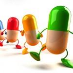 Витамины группы В и С
