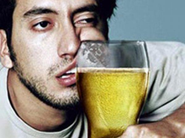 Пиво при похмелье