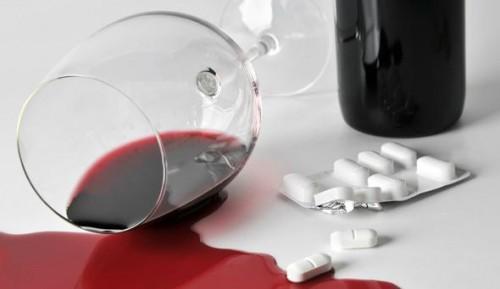 Алкоголь и лекарства - опасное сочетание