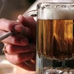 Курение при похмелье: двойной удар по организму