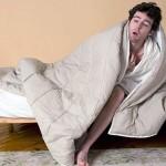 Сон при похмелье